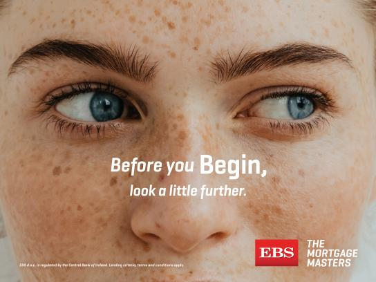EBS Outdoor Ad - Look a Little Further