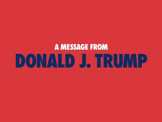 Who Is America? Film Ad - Donald's Wish