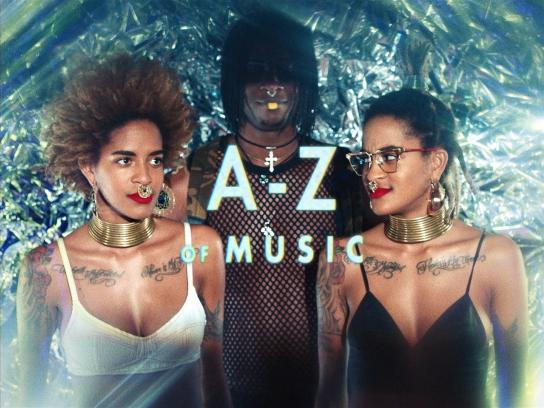 Marc Jacobs Film Ad - A-Z of Music