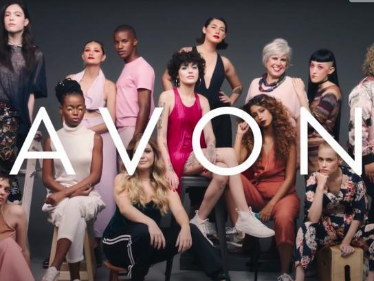 Avon Integrated Ad - Here to stay