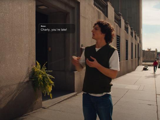 Virgin Mobile Film Ad - Only Good Vibes