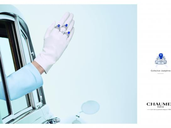 Chaumet Print Ad - Collection Joséphine