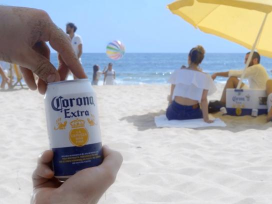 Corona Integrated Ad - Losing Blue