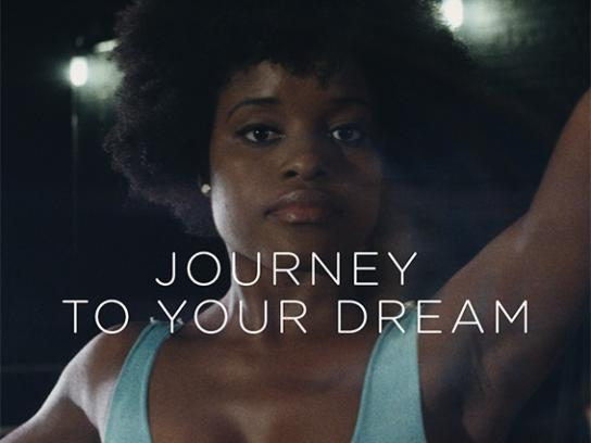 Danone Film Ad - Journey to your dream - Ingrid