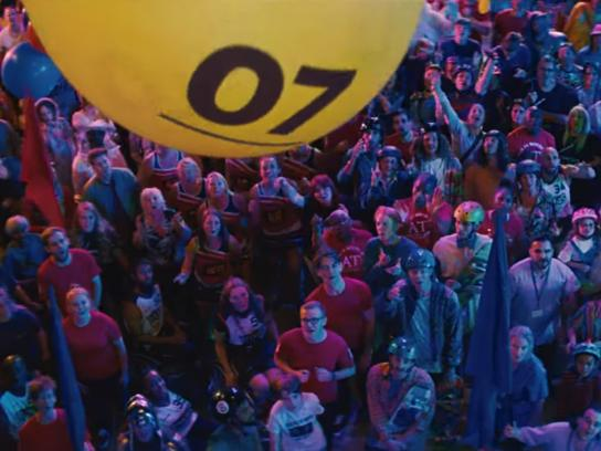 The National Lottery Film Ad - Your Numbers Make Amazing Happen!