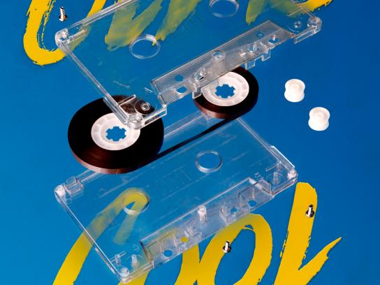 MTV Print Ad -  Old is cool, 2