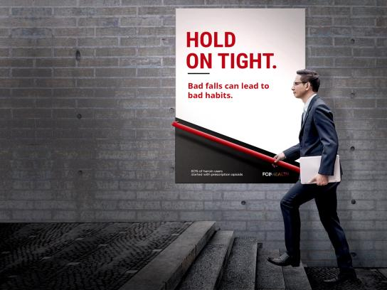 FCB HEALTH Print Ad - Don't Ignore The Signs, 3