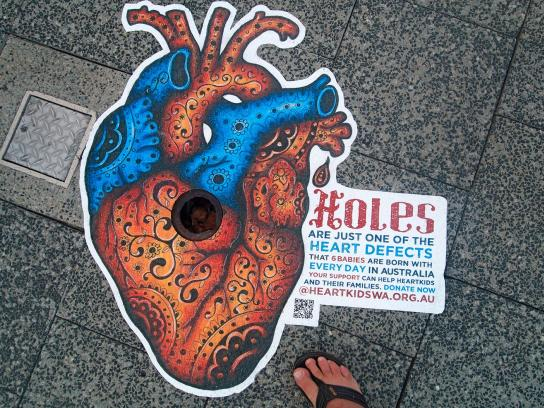 HeartKids Outdoor Ad -  Leaky heart, 5