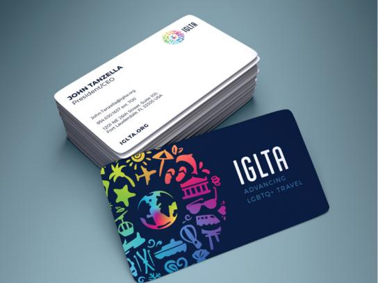IGLTA Design Ad - IGLTA Introduces All-New Visual Identity With Refreshed Branding and Logo