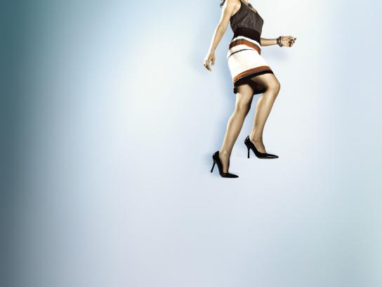 Adanac Print Ad -  Invisible stairs