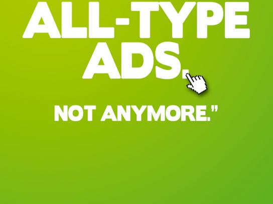 Ads of the World Print Ad -  Alltype