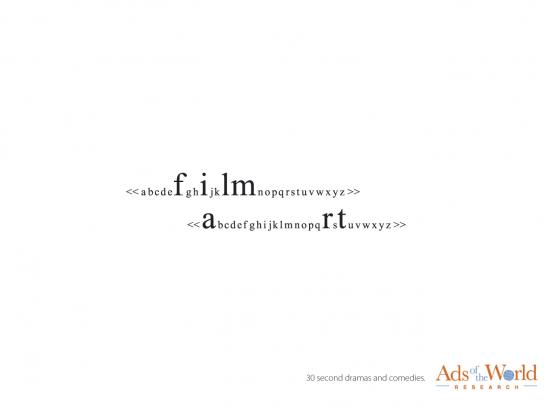 Ads of the World Print Ad -  Search line, 6