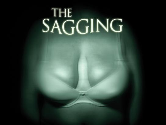 The Boobie Trap Outdoor Ad -  The sagging
