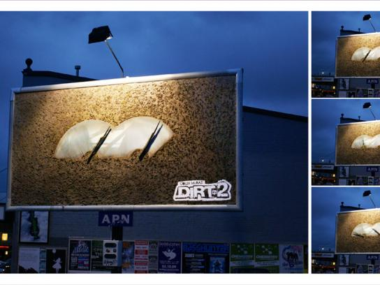 Colin McRae Ambient Ad -  Wipers