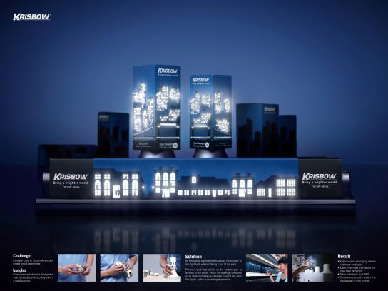 Krisbow Ambient Ad -  Magical City