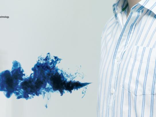 Skip Print Ad -  Stain reversal technology, 4