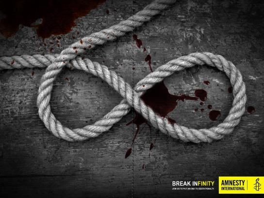 Amnesty International Direct Ad - Infinity Rope