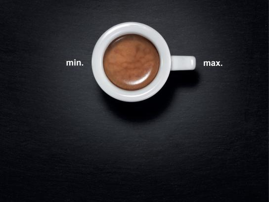 Black&Blaze Print Ad -  Coffee turns you, 2