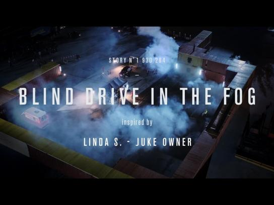 Nissan Film Ad -  Stories by the Million - Fog