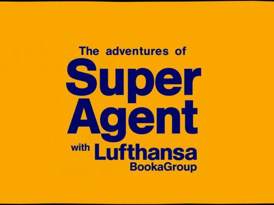 Lufthansa Digital Ad -  Book a group