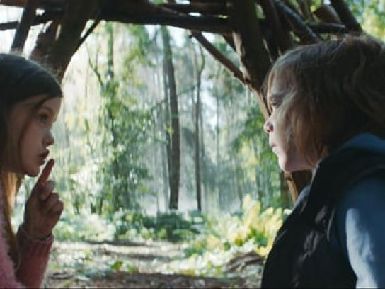 Center Parcs Digital Ad - The Forest is your Playground