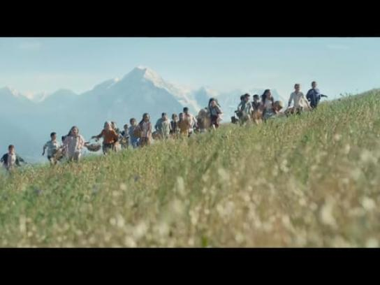 Milka Film Ad - All for one