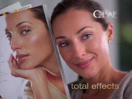 Olay Film Ad -  Total Effects