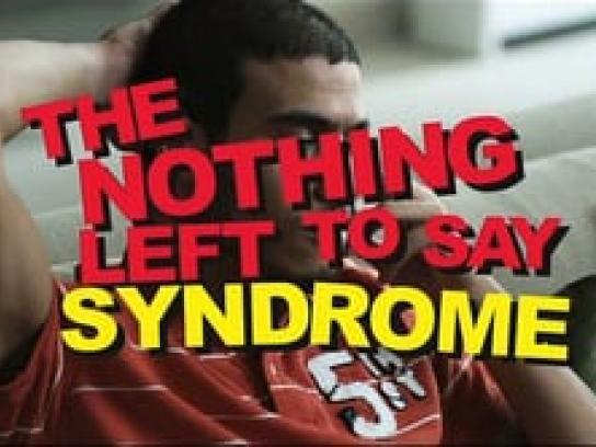 Batelco Film Ad -  The nothing left to say syndrome, Burp