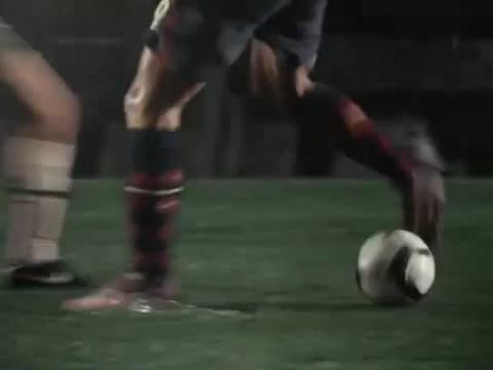 Nike Film Ad -  Rewrite the rules of speed