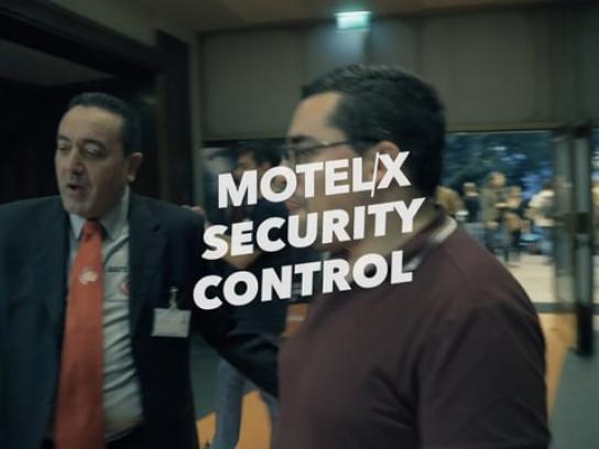EasyJet Experiential Ad - MOTELX Security Control