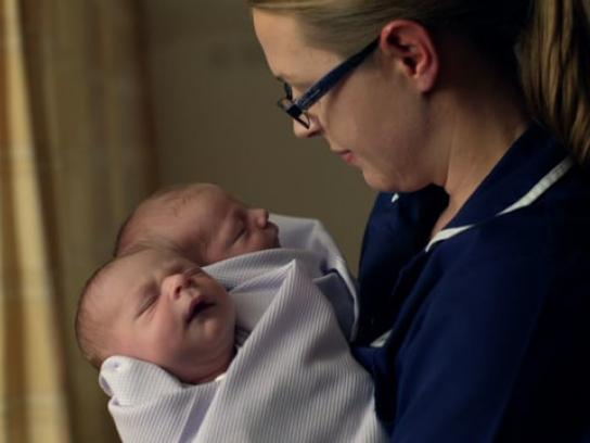 Pampers Film Ad - Twelve Days Of Midwives