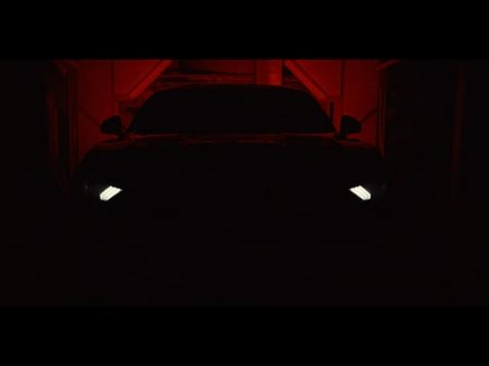 Ford Film Ad - Mustang - Thunder