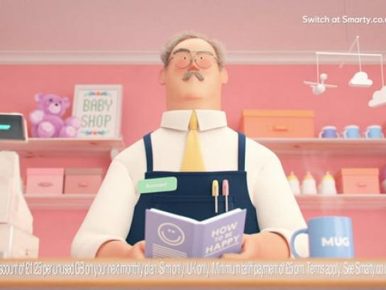 SMARTY Film Ad - SMARTY/not SMARTY