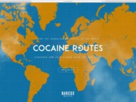 Netflix Integrated Ad - Cocaine Routes