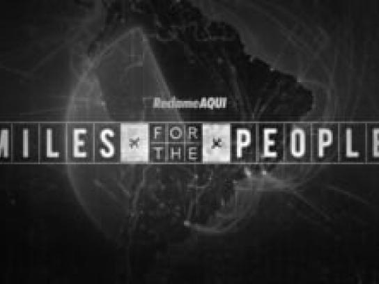 Reclame Aqui Digital Ad - Miles for the People