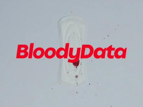 Amnesty International Integrated Ad - The Bloody Data