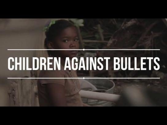 United Way Outdoor Ad -  Children Against Bullet