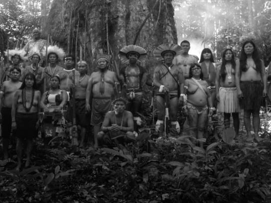 Instituto Socioambiental Film Ad - People of the Forest