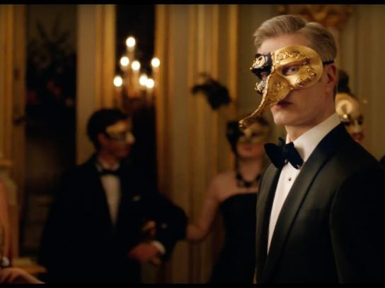 Old Spice Film Ad - Mask