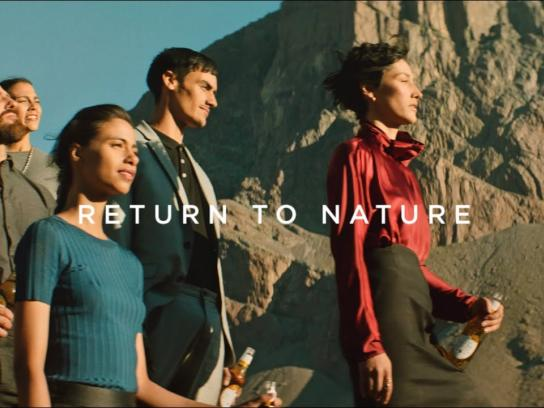 Michelob ULTRA Film Ad - Call From Nature