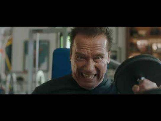Ladder Film Ad - There Is No Magic Pill - Arnold Schwarzenegger