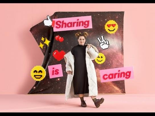 Monki Digital Ad -  Sharing is caring