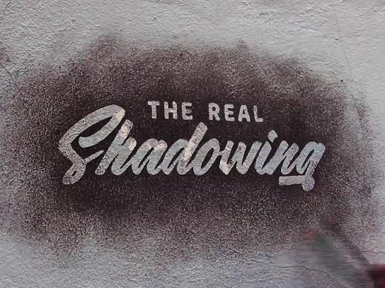 Stabilo Outdoor Ad - The real shadowing