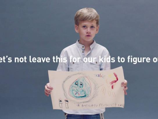 Ontario Ministry of Environment and Climate Change Film Ad - Kids talk climate change