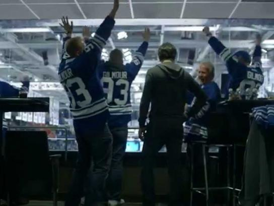 MasterCard Digital Ad -  Priceless Surprises, MLSE (Maple Leafs)