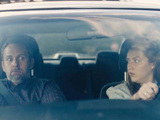 RaceTrac Film Ad - Dad Stops Driving Lesson for Whatever