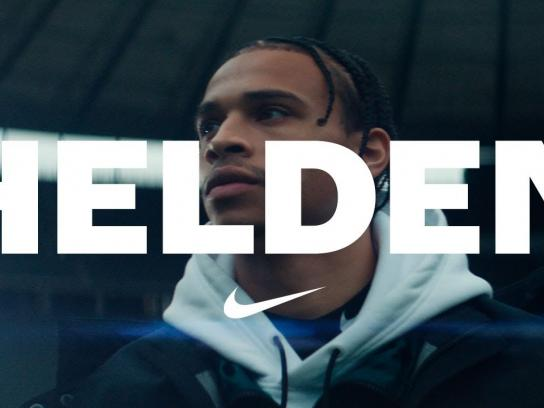 Nike Film Ad - Just Do It Germany: Helden