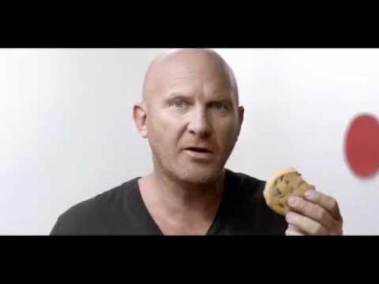 Red Cross Film Ad -  Biscuit