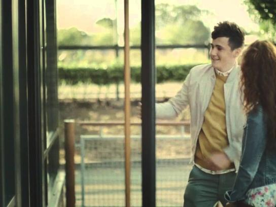 McDonald's Film Ad -  Nervous first date