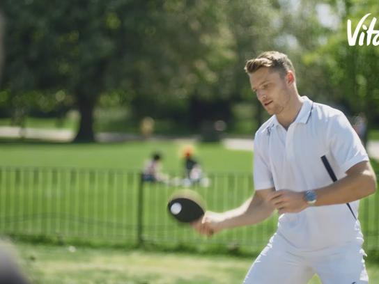 Vitality Film Ad - Jos Buttler Table Tennis Fast Ball, Joe Root Tennis TV, Vitality Roses Netball World Cup